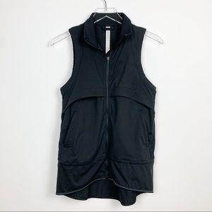 lululemon | Kicking Asphalt Vest Black